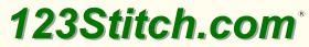 123Stitch Promo Codes
