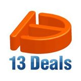13Deals coupons