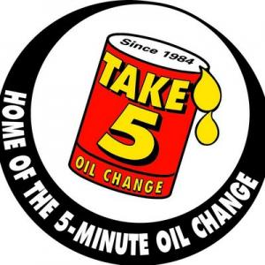 Take 5 Oil Change Coupons