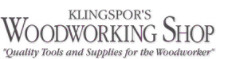 KLINGSPOR's Woodworking Shop Coupons