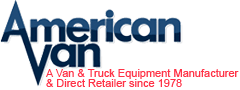 American Van Equipment Coupons