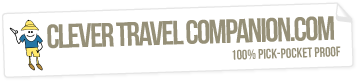 The Clever Travel Companion Coupons