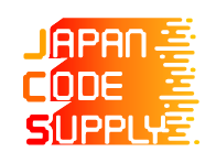 Japan Code Supply Coupons