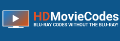 HD Movie Codes Coupons