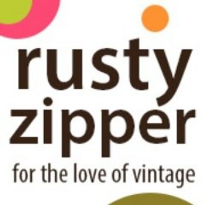 Rusty Zipper Vintage Clothing Coupons