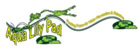 Aqua Lily Pad Coupons