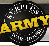 Army Surplus Warehouse Coupons