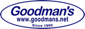 Goodmans.net Coupons