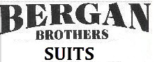 Bergan Brothers Suits Coupons