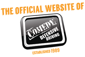 Comedy Defensive Driving Coupons