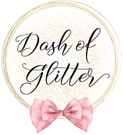 Dash Of Glitter Coupons