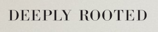 Deeply Rooted Magazine Coupons