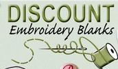 Discount Embroidery Blanks Coupons