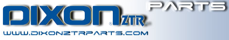 Dixon ZTR Parts Coupons