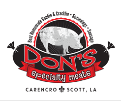 Don's Specialty Meats Coupons