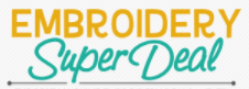 Embroidery Super Deal Coupons