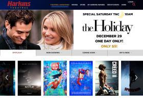 harkinstheatres.com Coupons