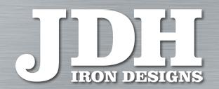 JDH Iron Designs Coupons