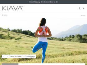 KIAVA Clothing Coupons