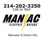 Maniac Electric Motors coupons