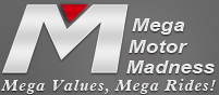 Mega Motor Madness Coupons