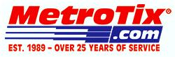 Metrotix Coupons