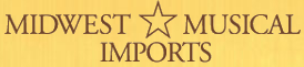Midwest Musical Imports Coupons