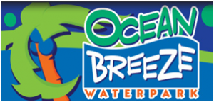 Ocean Breeze Waterpark Coupons