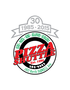 Pizza Shuttle Coupons
