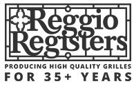 Reggio Registers Coupons