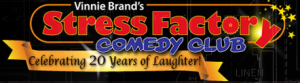 The Stress Factory Comedy Club Coupons