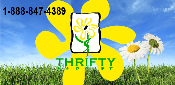 Thrifty Florist Coupons
