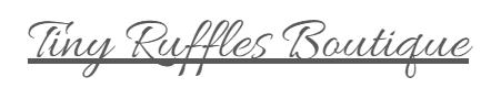Tiny Ruffles Boutique Coupons